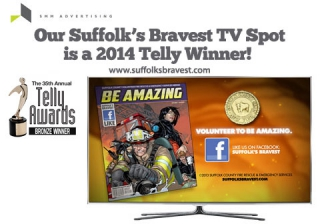 "SMM ADVERTISING WINS ""TELLY"" AWARD"