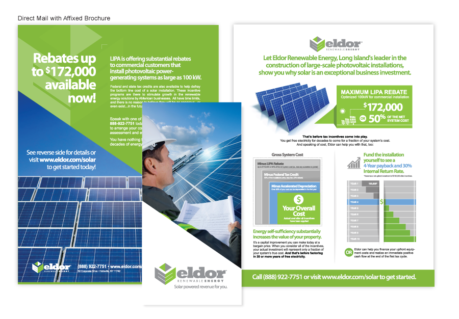 Eldor Renewable Energy Brand Promotion Campaign