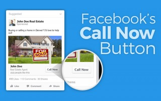 Facebook's call now button