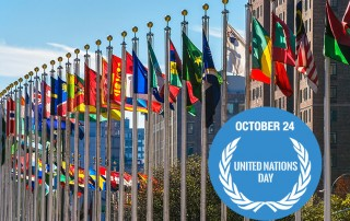 United Nations Day is October 24, 2016