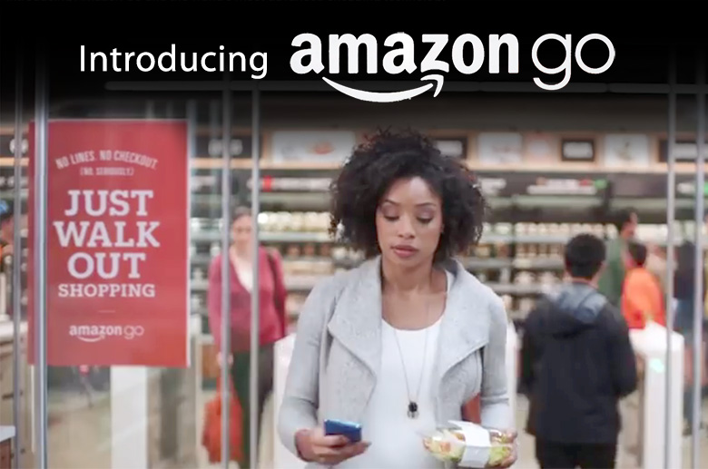 Introducing Amazon Go - No lines. No Checkout. No Kidding. Just walk out shopping