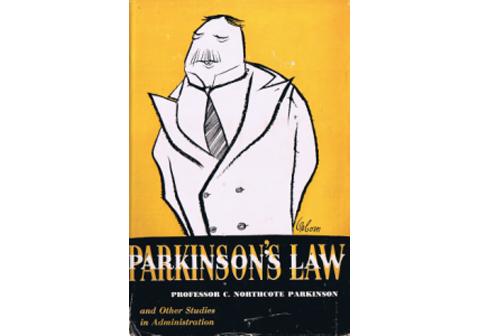 Parkinson's Law book cover