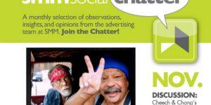 SMM social chatter Nov 2011 Cheech and Chong Magic Brownie Adventure