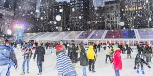 bryant's park ice rink NYC