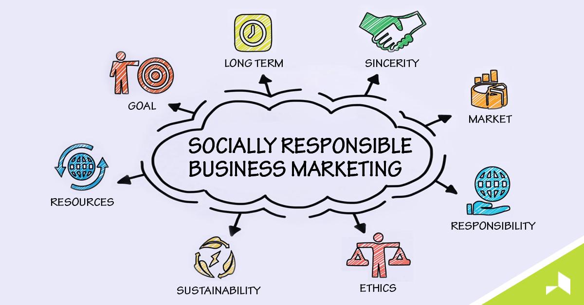 Socially responsible business marketing